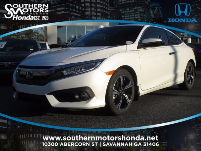 New 2017 Honda Civic Touring 2dr Car In Savannah H13567